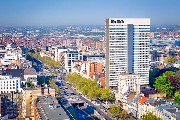 M: Hotel Brussels - Bruxelles, Belgique