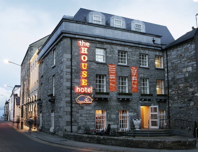 The House Hotel Spanish Parade Galway Ireland